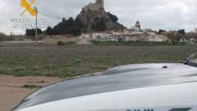 Guardia Civil de Almansa (Albacete). Imagen de archivo