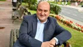 Andoni Ortuzar, presidente del PNV. Foto: Domi Alonso
