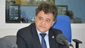 Leopoldo Sierra, alcalde de Daimiel (Ciudad Real). Foto de archivo