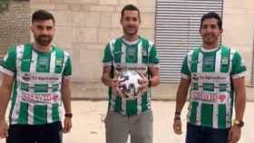Kike Domínguez, Megías y Ramón