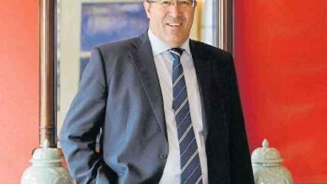 El politólogo y ensayista argentino Marcelo Gullo, autor de 'Madre Patria'.