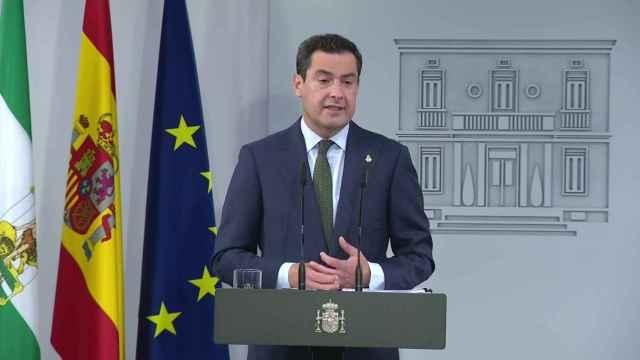 Moreno urge a Sánchez a compensar 10.000 millones de infrafinanciación