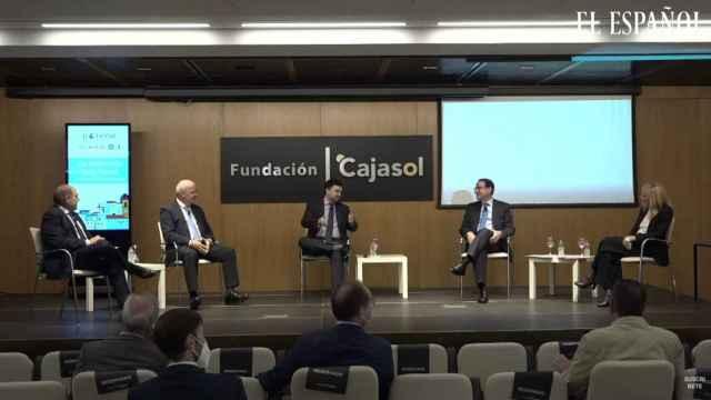1. Mesa redonda: Análisis de la situación del tejido empresarial andaluz.