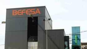 Unas instalaciones de Befesa en España.