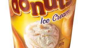 Donuts revoluciona el mercado con su primer helado con la Menorquina
