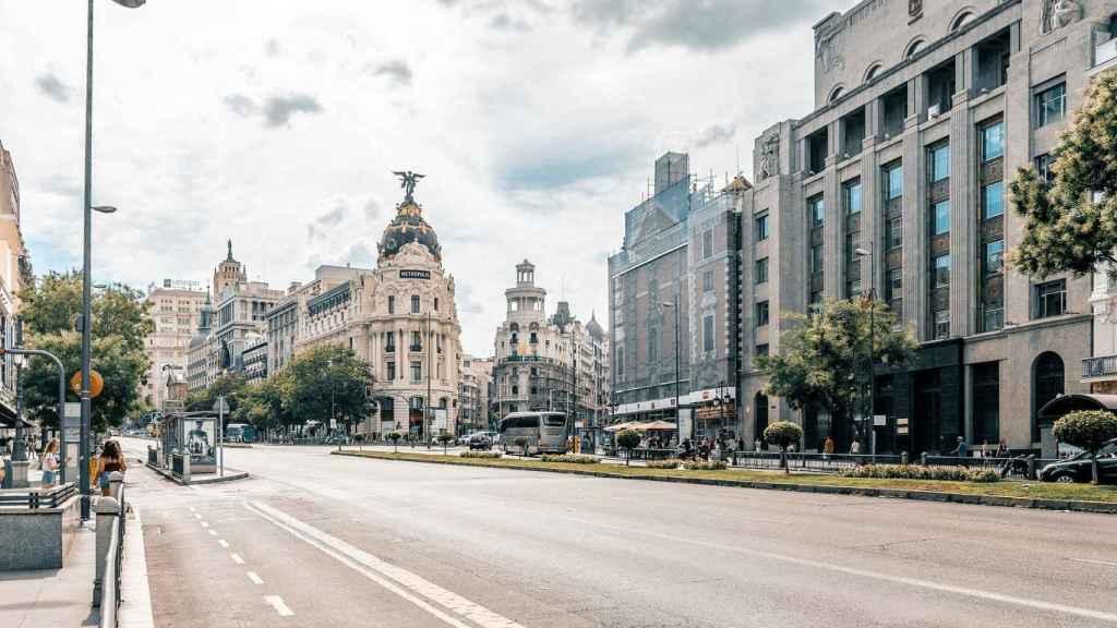 El centro de Madrid vuelve a ser atractivo para los inversores internacionales.