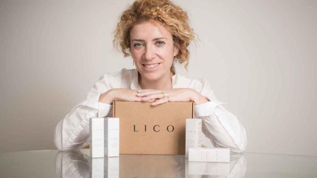 Estefanía Ferrer es socia y CEO de LICO Cosmetics.
