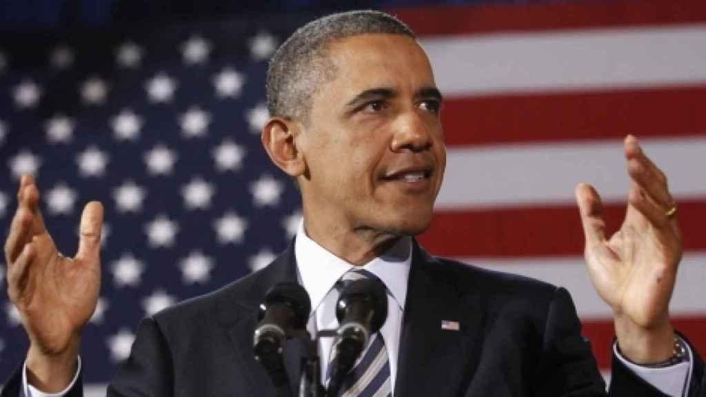 El ex presidente de EEUU, Barack Obama.