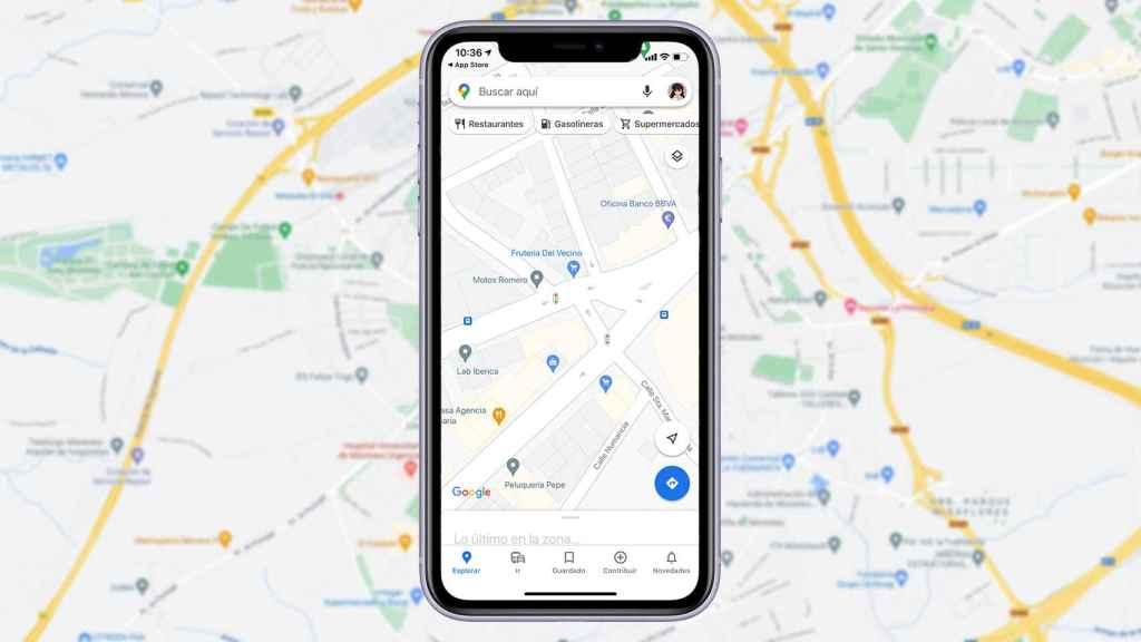 Google Maps ya muestra semáforos.