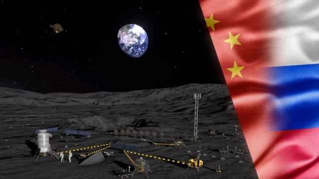 China y Rusia, juntas a la Luna: así será su misión para tener una base en 2035