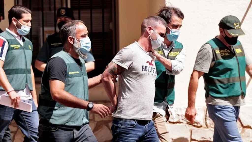 David el Tuvi confesó ante la Guardia Civil dónde estaba el cuerpo.
