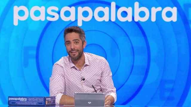'Pasapalabra': Quiénes son los invitados de esta tarde Javier Pereira, Laura Matamoros, Juan Duyos y Verónica Blume