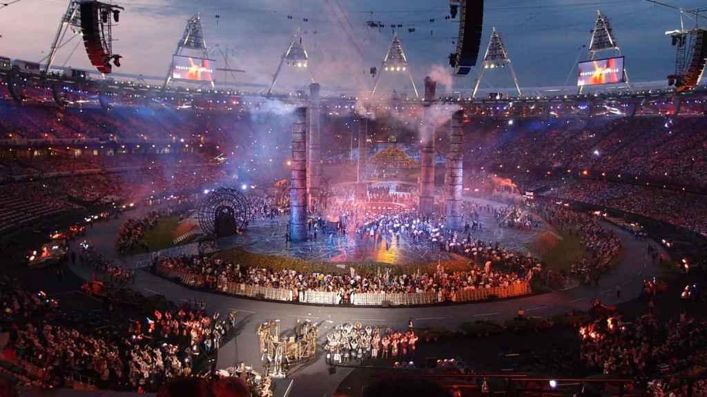 Los Juegos de Londres fueron vistosos y rentables económicamente hablando.