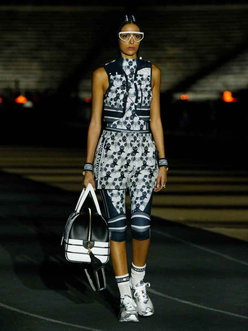 La segunda parte de la colección Cruceco propone prendas más deportivas.