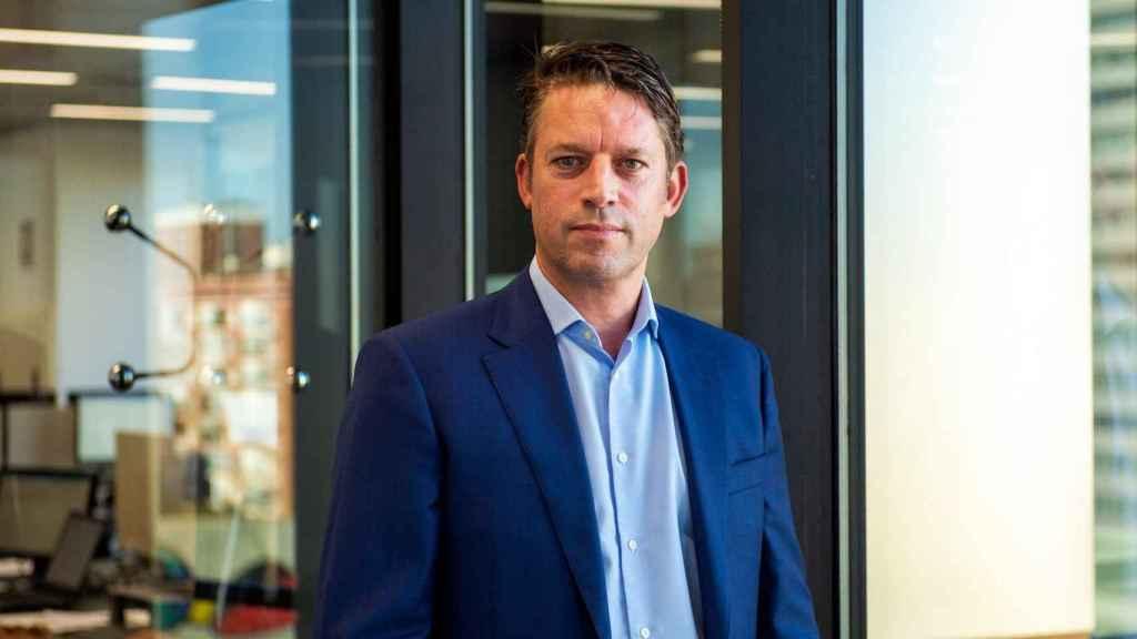 Sven Schoel, CEO de AQ Acentor. EE