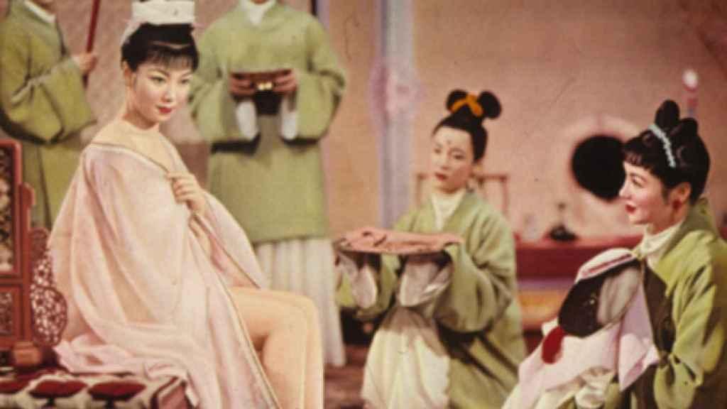 Mizoguchi, La emperatriz Yang Kwei-fei.