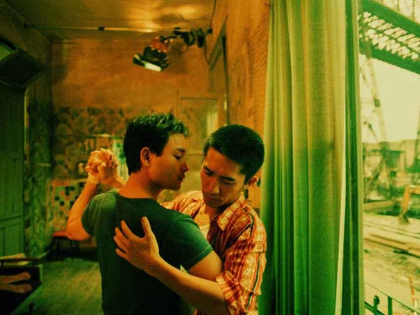 Happy together, Wong Kar Wai.