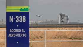 Nuevo acceso al aeropuerto.