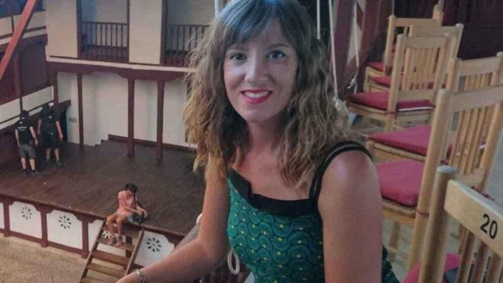 Dionisia Gómez, asesora jurídica en el Centro de la Mujer de Alcaraz (1.400 habitantes), Albacete.
