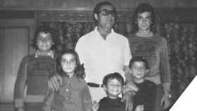 Homenaje de la Empresa Paredes a su fundador.