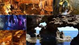 Para visitar las cuevas es necesario reservar antes.