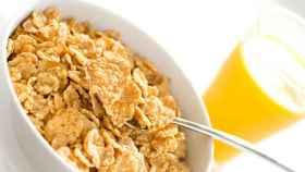 Los cereales son una de las opciones preferidas de los españoles en el desayuno.