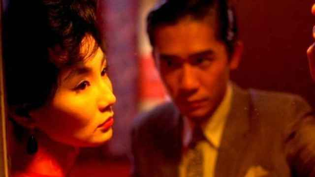 Wong Kar Wai, Deseando amar.