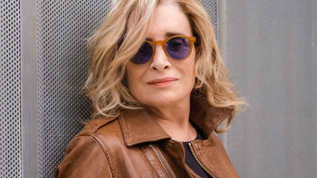 La escritora y periodista Carmen Rigalt.