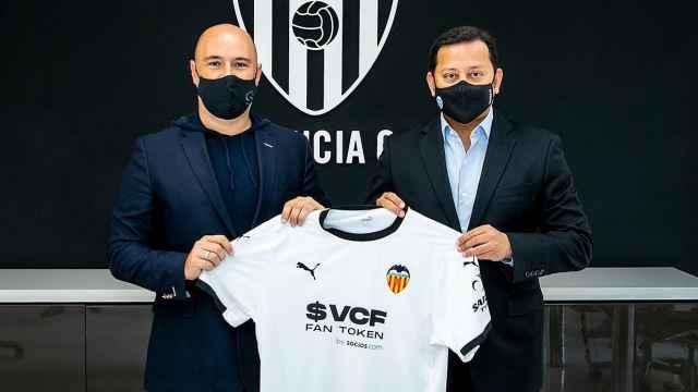 El Valencia anuncia su propia criptomoneda