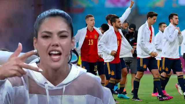 Apolonia Lapiedra manda un mensaje a la Selección