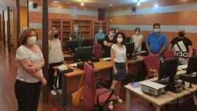 Participantes en la Lanzadera de Empleo de Toledo