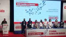 Paco de la Rosa, reelegido al frente del sindicato Comisiones Obreras en Castilla-La Mancha