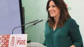 Ángeles Férriz, nueva portavoz del grupo parlamentario socialista en el Parlamento de Andalucía
