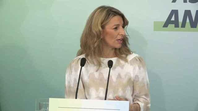 Yolanda Díaz tratará directamente con Sánchez la revisión del SMI este año.