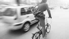 Imagen de un ciclista.