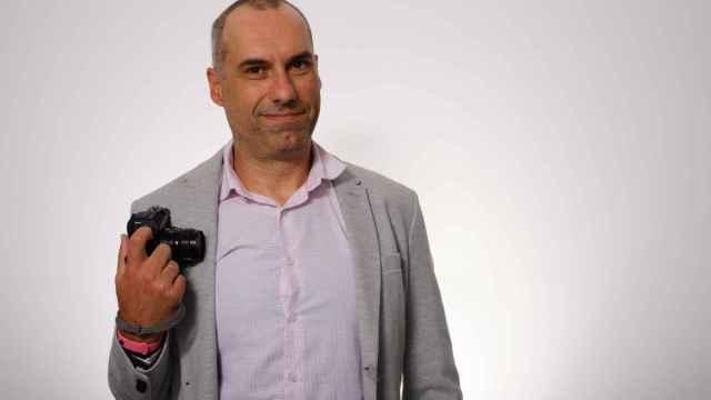 Mario Pena, COO de Safe Creative. Foto: Sebastiaan ter Burg