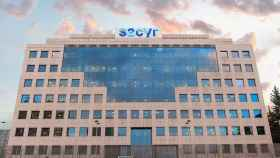 Sede central de Sacyr en Madrid.