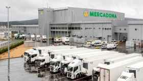Mercadona culmina la construcción de su bloque logístico en Euskadi.