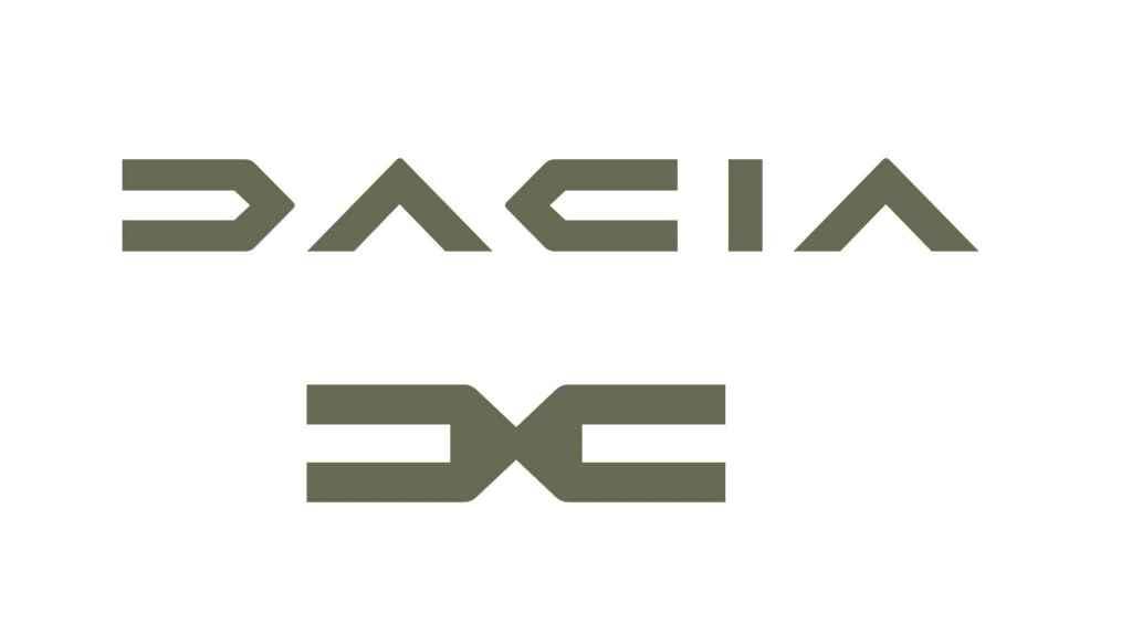 Nuevo logo de Dacia.