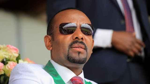 El primer ministro de Etiopía, Abiy Ahmed.