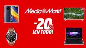 20% de descuento en MediaMarkt
