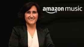 Claire Imoucha, head of Amazon Music en España