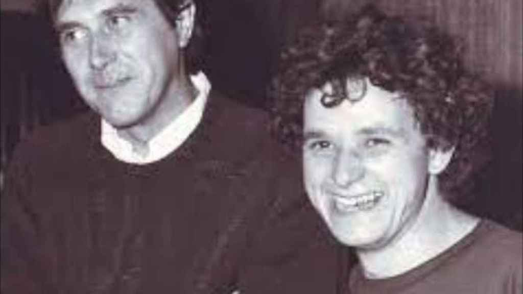 La sonrisa de Julio Ruíz más natural que lo de Bryan Ferry