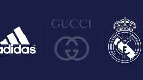 Adidas x Gucci x Real Madrid