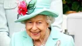 La reina Isabel II de Inglaterra este sábado en Ascot.