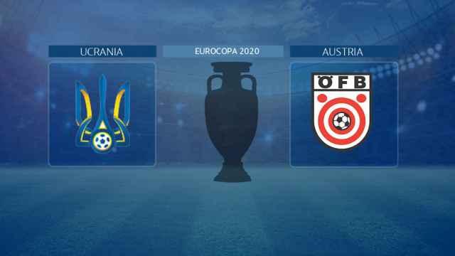 Ucrania - Austria