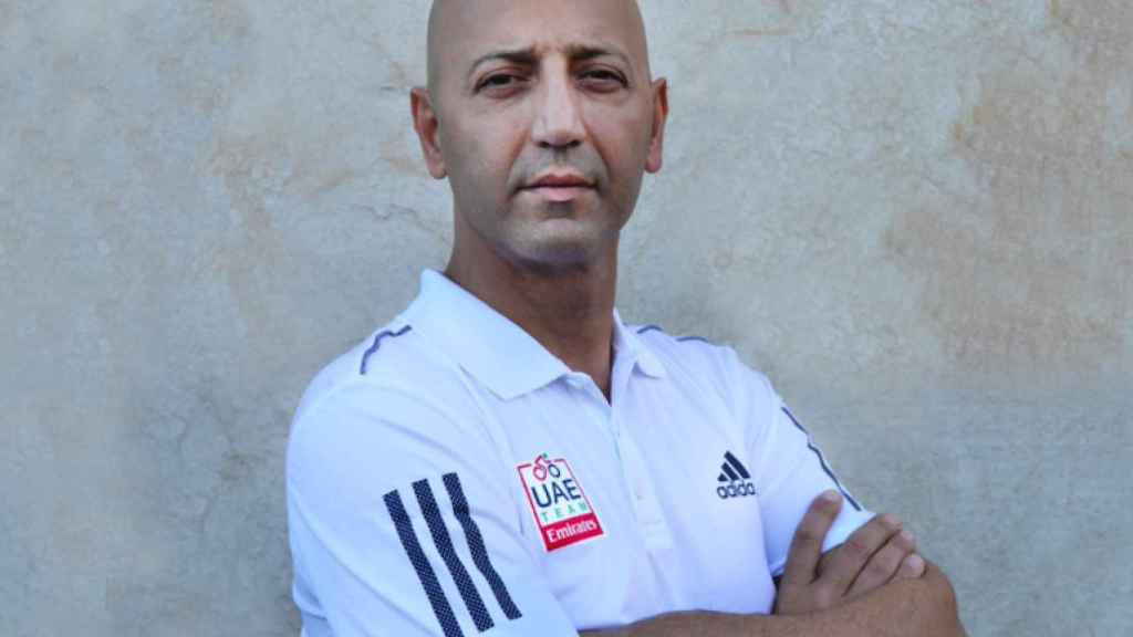 'Matxín', General Manager del UAE Team Emirates