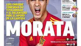 La portada del diario MARCA (19/06/2021)