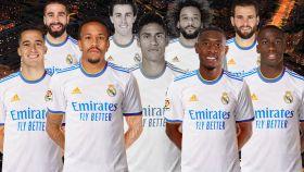 La nueva defensa del Real Madrid sin Sergio Ramos