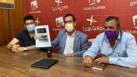 IU pide que la Junta ceda la finca Dehesón del Encinar a los agricultores jóvenes de la zona de oropesa (Toledo)